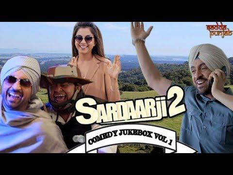 Sardaar Ji 2 Comedy Jukebox Vol 1 | Comedy Scenes | Diljit Dosanjh