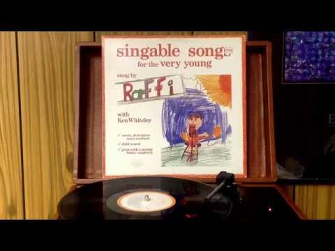 Singable Songs For The Very Young .....side 2