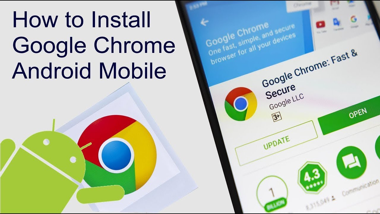 3 Ways to Get Google Chrome for Android - wikiHow
