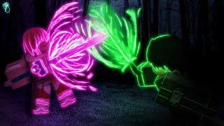 Kirito VS Asuna Speed GFX - Roblox SAO Basiert GFX