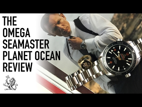 The Seamaster Planet Ocean Review -  One Of Omega's Best Luxury Automatic Dive Watches Yet?