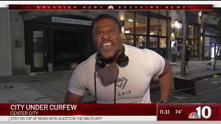 People Defy Philly's Citywide Curfew and Loot Stores | NBC10 Philadelphia