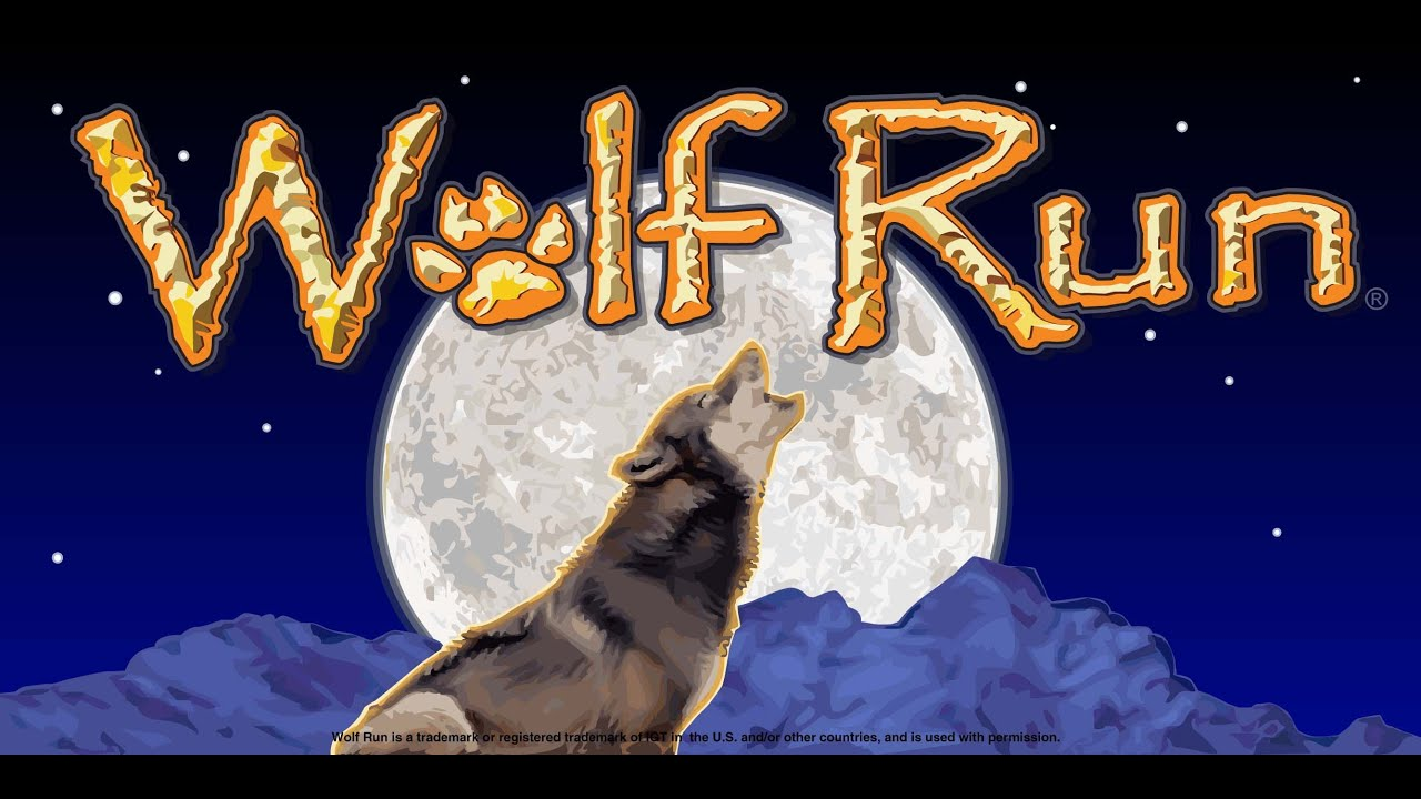 Slot machine wolf run free