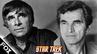 Extremely Rare Interview with Gene Roddenberry and Mark Lenard [Sarek - Spocks Father]