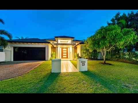 SOLD - Waterfront House For Sale Mermaid Waters Gold Coast