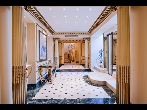 Luxury Penthouse for Sale, Avenue du Président Kennedy, Trocadéro, Paris