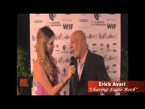 MCB News.com at NewFilmMakers L.A.- Erick Avari Interview