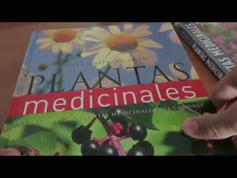 libros-de-plantas-medicinales,-guías,-remedios-naturales-y-propiedades.
