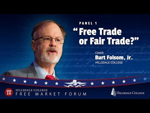 """""""Free Trade or Fair Trade?"""""""