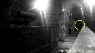 Ghost Of Murderer Stalks Prison