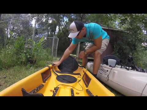 My TOP Reasons For A Pedal Kayak And Paddle Kayak!