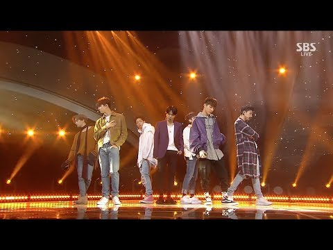 iKON - 'BEAUTIFUL' 0128 SBS Inkigayo