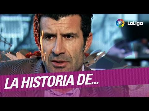 La Historia de Luis Figo