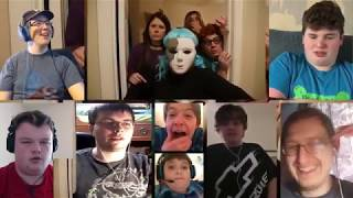 STRANGER THINGS HAVE HAPPENED A Sally Face Song [by Random Encounters] [REACTION MASH-UP]#191