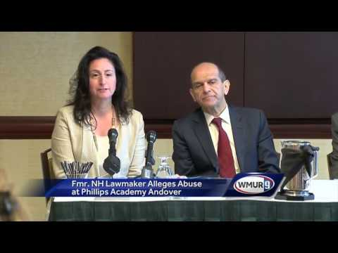 WATCH: Former New Hamsphire Lawmaker Alleges Abuse At Phillips Academy Andover