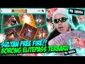 SULTAN FREE FIRE BORONG ELITEPASS TERBARU AUTO JADI TOP GLOBAL BADGE!! - FREE FIRE INDONESIA