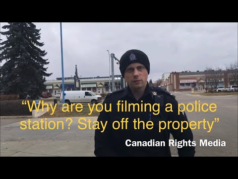Canadian Rights Audit: Edmonton Police West Division Station