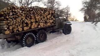 Газ-66 & ЗиЛ-157