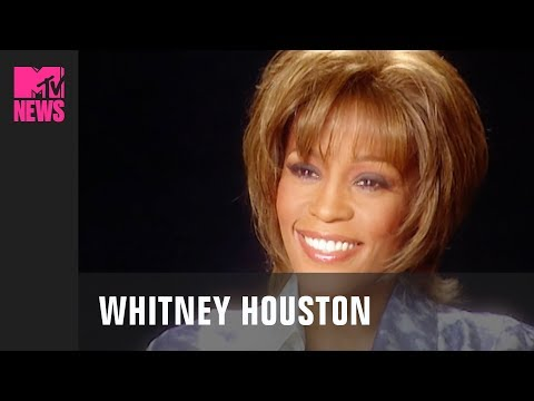 Whitney Houston Reminisces About 80s Music on MTV 2001  #TBMTV
