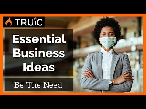Essential Business Ideas 5 Essential Businesses for 2020