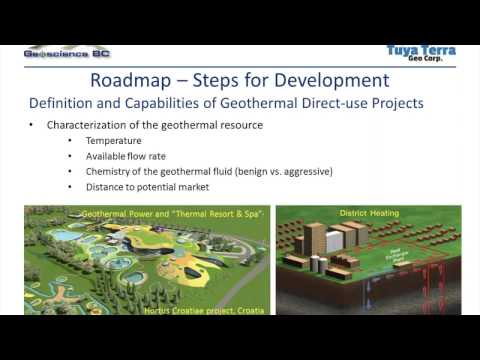 Direct-use Geothermal in BC - Module 4