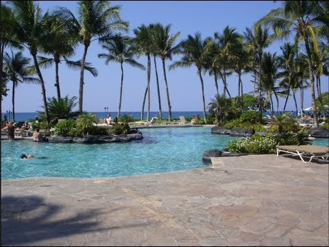 Full Hotel Overview: Fairmont Orchid Hawai'i - Executive Suite Garden View
