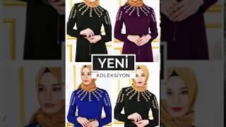 Moda Royal | Tesettür Giyim - Elbise Tunik Triko Kap Panço Kot Gömlek #Modaroyal #tesettürGiyim