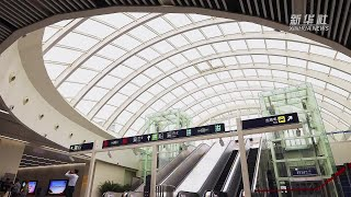 Beijing Daxing airport to become pivotal air traffic hub