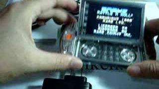Babiken TV Mobile Cell Phone C3000 w/ Slide Screen BY JERRY
