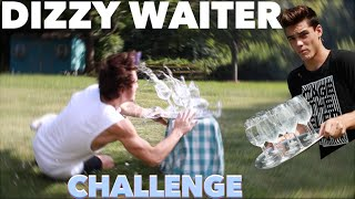 Download DIZZY WAITER CHALLENGE Mp3 and Videos