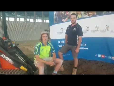 Christmas message from WorldSkills Australia competitors: Dougal King & Alex Halls