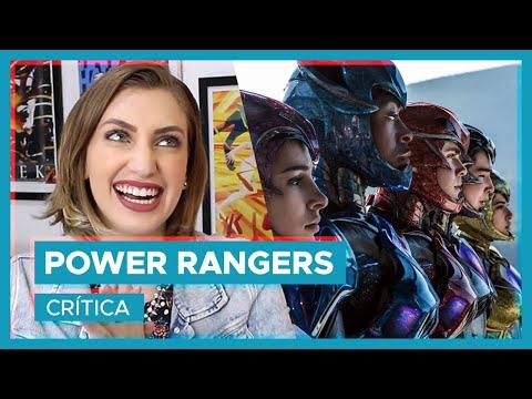 POWER RANGERS NOVO TÁ FODA! | Crítica