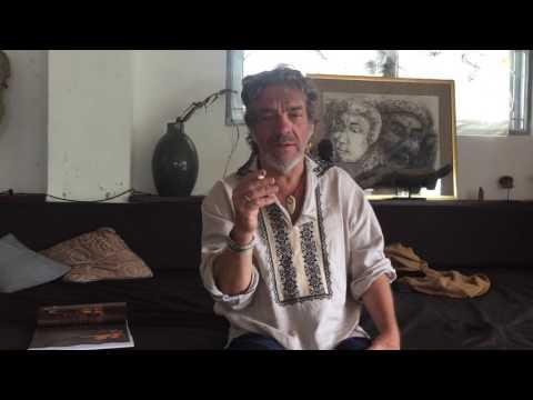 1 - Snak med Hans Krull om hans kommende balinesiske/danske kunstprojekt