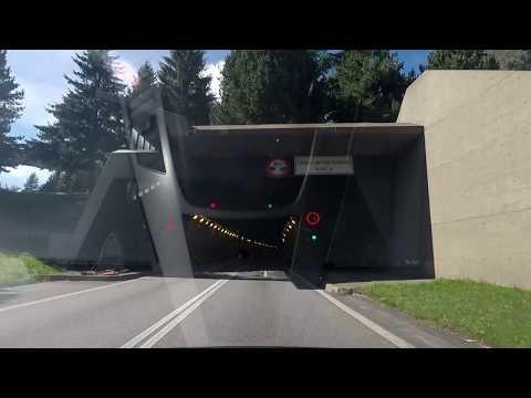 Gotthard-Strassentunnel - galleria stradale San Gottardo