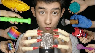 Top 10 ASMR Triggers for Tingles