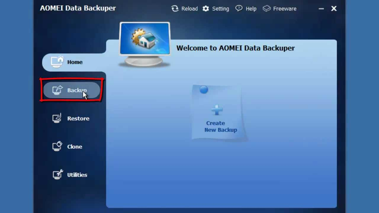 Latest Free System Backup Software for Windows Server 2008/2012 mp4