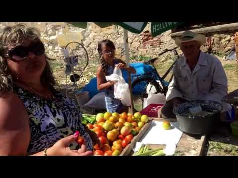caibarien cuba Saturday market