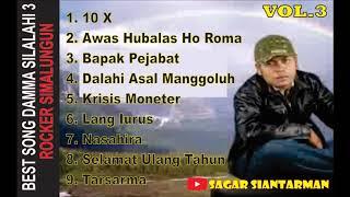 BEST SONG OF DAMMA SILALAHI VOL.3 (LAGU SIMALUNGUN)
