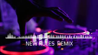 Download New Rules - ( Taufik Arum Remix ) - Hybrid - 2021 New