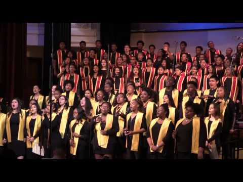 """""""I Need You to Survive"""" - Lindblom Combined Choirs"""