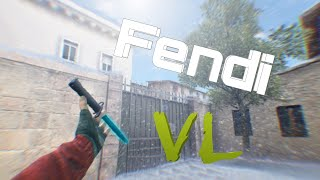 | FENDI | 185💜 | mini highlight | stendoff2 | FragMovie |