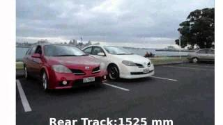 2001 Nissan Primera 20V - Features and Info
