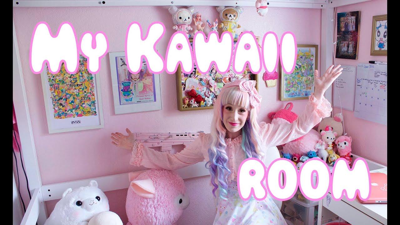 Lovely Loru0027s Kawaii Room   YouTube