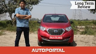 Datsun RediGo Long term Review - Autoportal