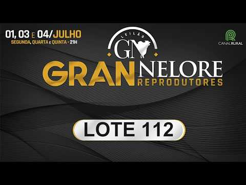 LOTE 112