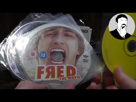 Massive CD & DVD Mystery Box Thing 2 | Ashens thumbnail