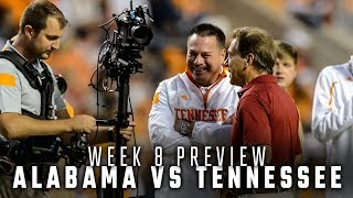 How Alabama is preparing for Tennessee