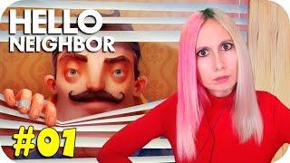 El VECINO me ROBA mi CASA!! - Ep 01 - Hello Neighbor Alpha 2