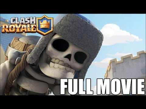 Clash Royale NEW MOVIE (Official Trailer-TV Commercial By SuperCell) ElDogeGameplays