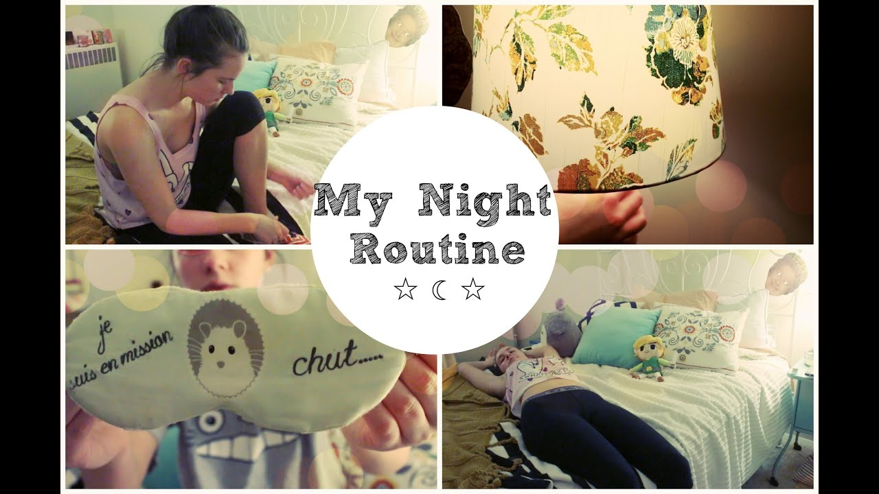 My Night Routine! ☆ - YouTube